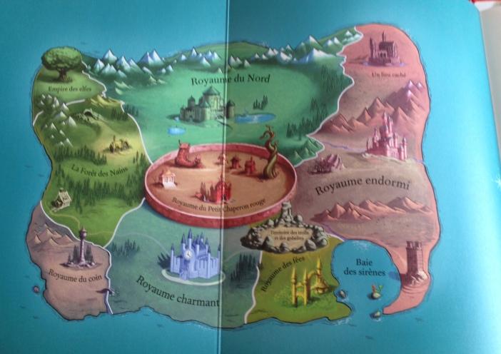 Le pays des contes