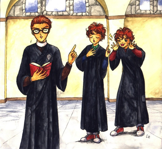 Percy-Fred-and-George-harry-potter-11223810-709-653