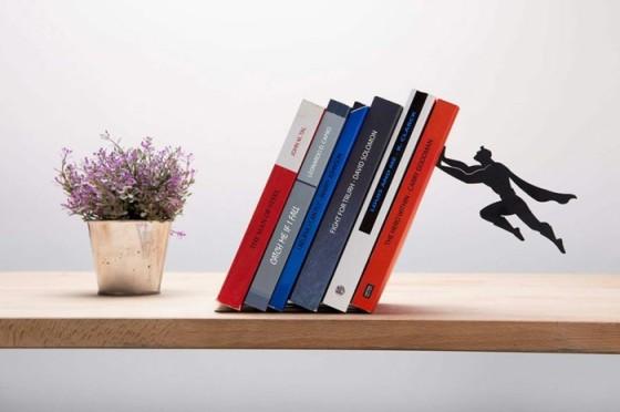 bookshelf-bookends-superman-original-idea