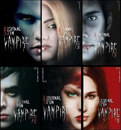 Clap De Fin Journal D Un Vampire J Ai Enfin Termine La
