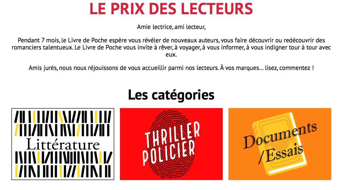 Jure Prix Des Lecteurs Poche 2018 A Touch Of Blue Marine